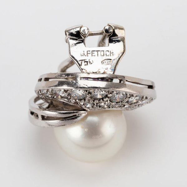 Fine Jewels of Harrogate 44091-9-C-Pearl-Dia-Earrings-5