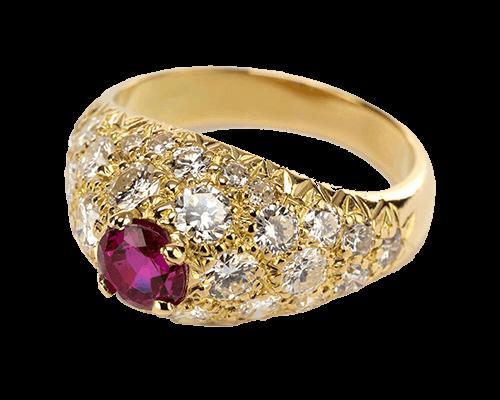fine jewels era guide 50s