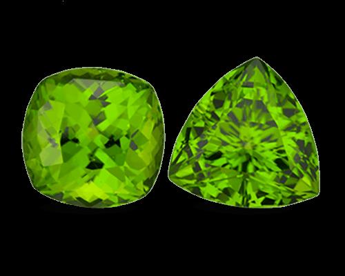 fine jewels peridot