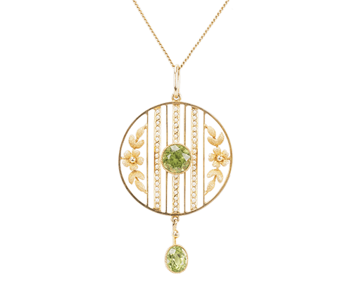 fine jewels new era art nouveau