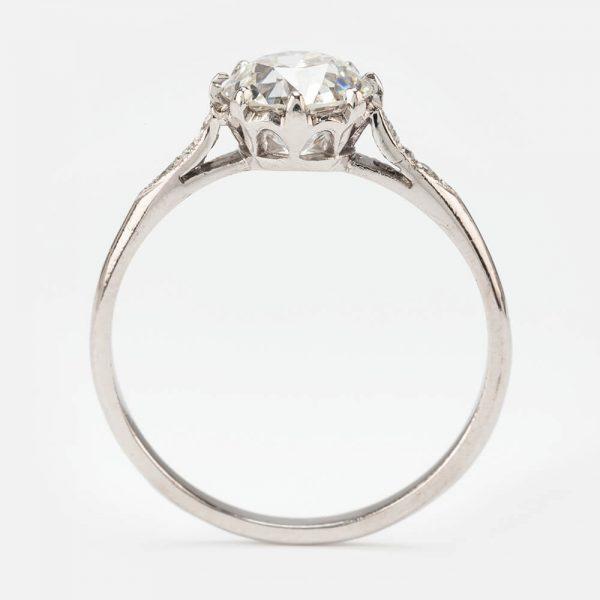 Fine Jewels Of Harrogate 44350-7- .32ct Dia Ring 3