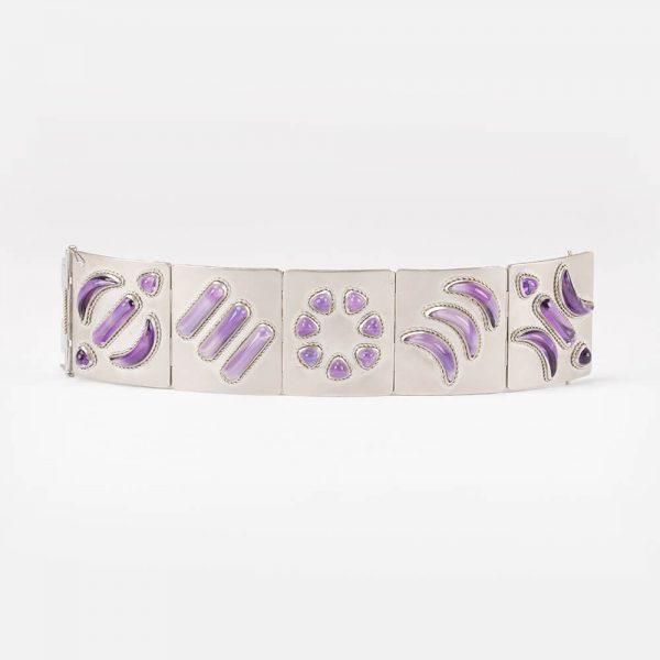 Fine Jewels Of Harrogate Amethyst Bracelet
