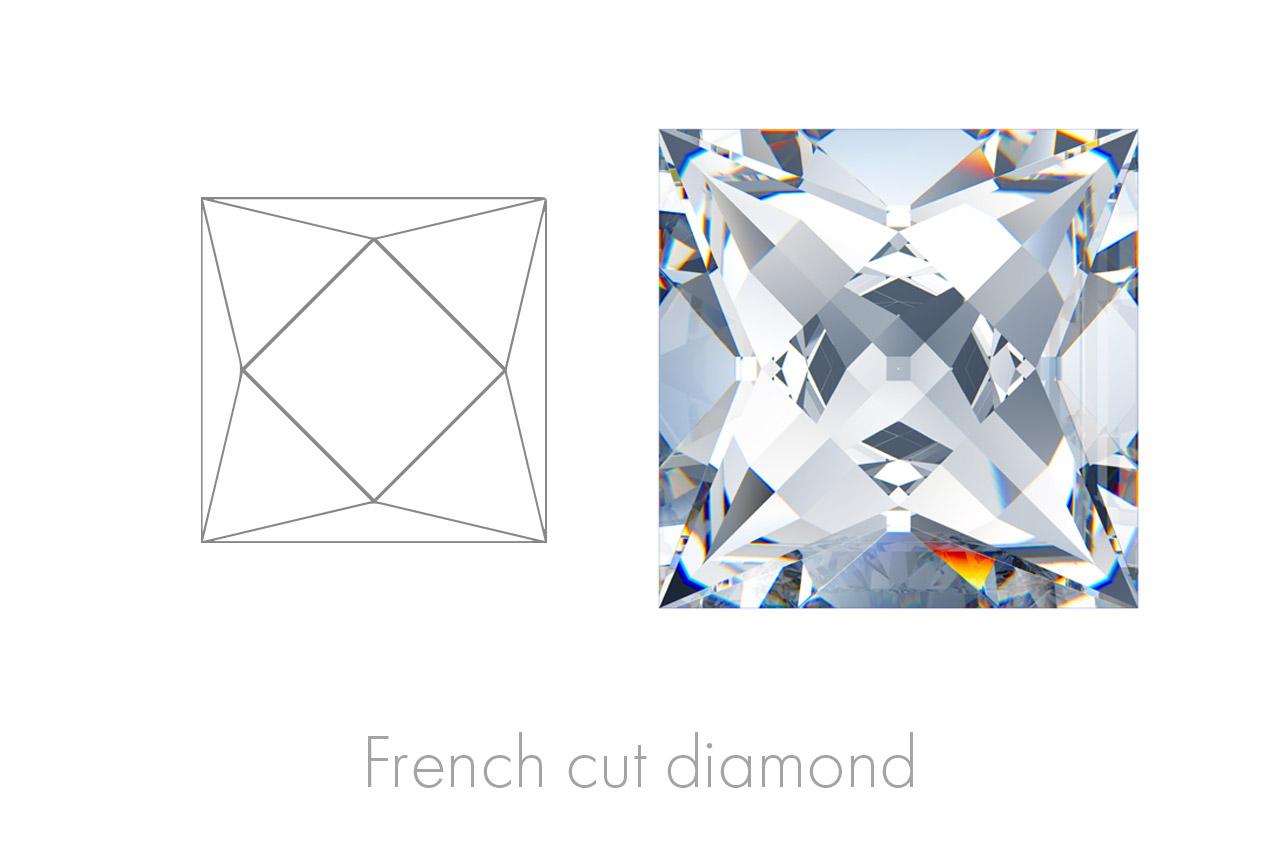 French Cut