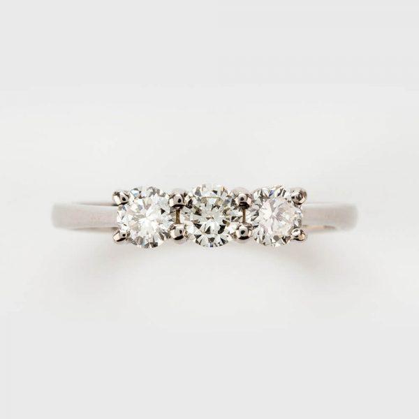 Fine Jewels of Harrogate Diamond 3st Ring