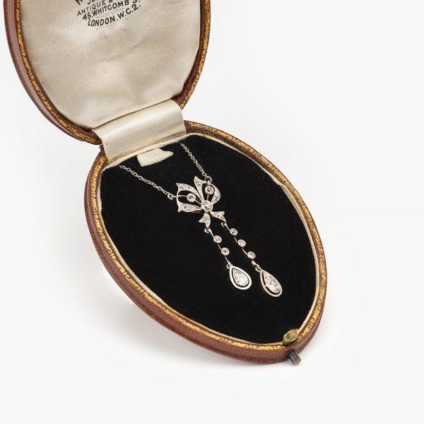 Fine Jewels of Harrogate Diamond Pendant