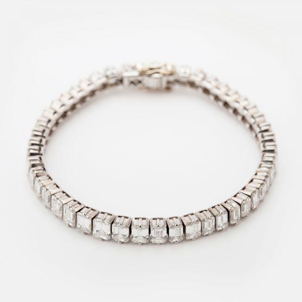Fine Jewels of Harrogate 44573-11-Dia-Bracelet-Approx-16ct-3