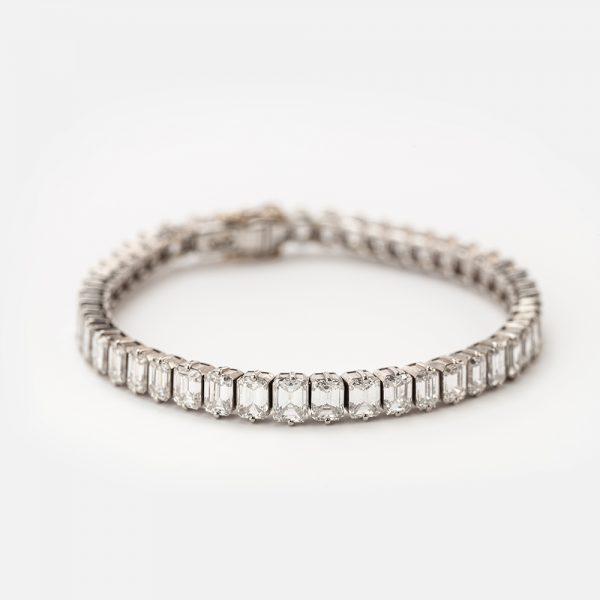 Fine Jewels of Harrogate 44573-11-Dia-Bracelet-Approx-16ct-4