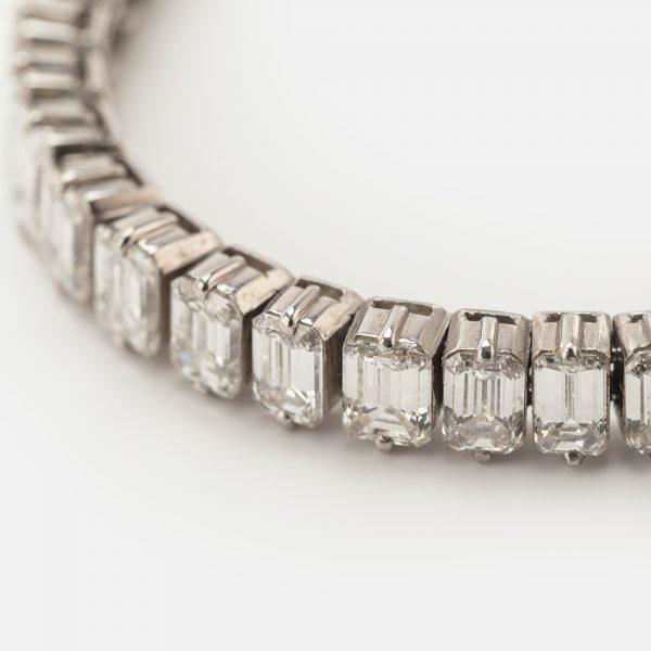 Fine Jewels of Harrogate 44573-11-Dia-Bracelet-Approx-16ct-7