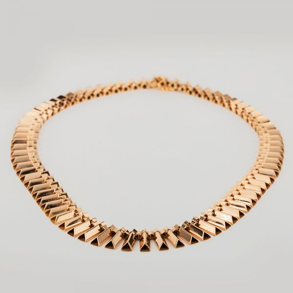 Fine Jewels of Harrogate 45026-6-Gold-75.1g-Necklace-1