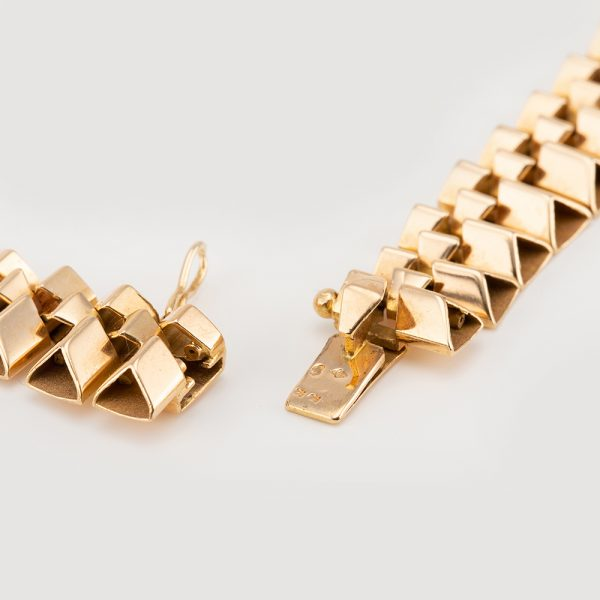 Fine Jewels of Harrogate 45026-6-Gold-75.1g-Necklace-3