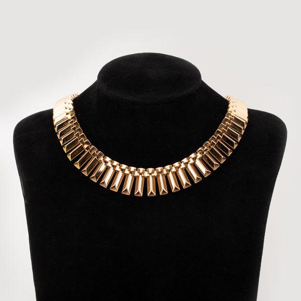 Fine Jewels of Harrogate 45026-6-Gold-75.1g-Necklace-4