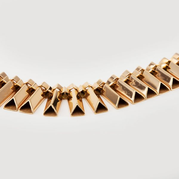 Fine Jewels of Harrogate 45026-6-Gold-75.1g-Necklace-5