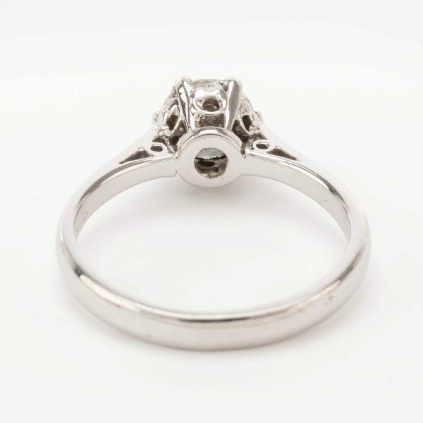 Fine Jewels of Harrogate 44569-12-Dia-0.75ct-SS-Ring-2