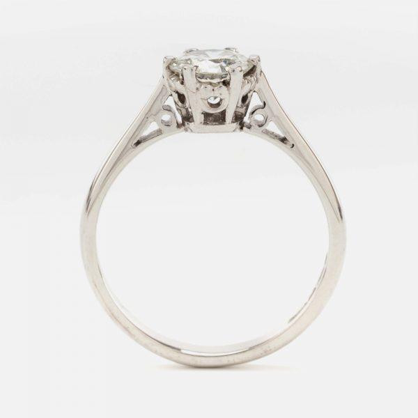 Fine Jewels of Harrogate 44569-12-Dia-0.75ct-SS-Ring-3
