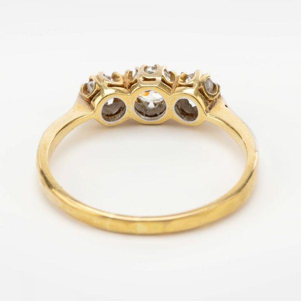 Fine Jewels of Harrogate 44569-3-Dia-3st-Ring-2