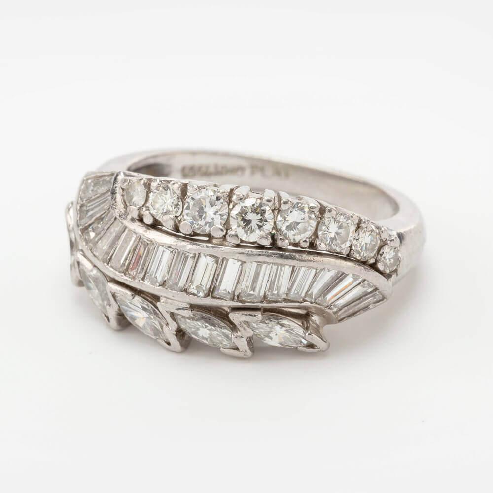 Fine Jewels of Harrogate Dia Cocktail Ring