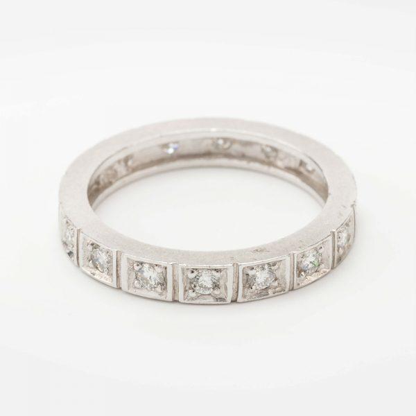 Fine Jewels of Harrogate 44569-8-Dia-ET-Ring-1