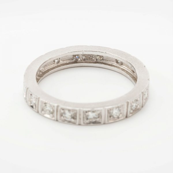 Fine Jewels of Harrogate 44569-8-Dia-ET-Ring-2