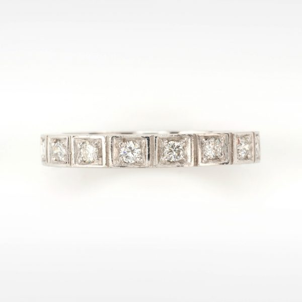 Fine Jewels of Harrogate 44569-8-Dia-ET-Ring-5